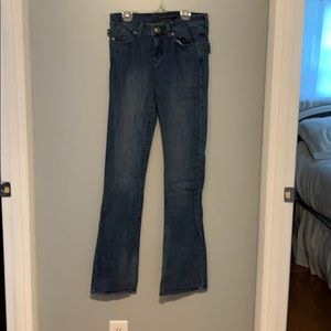 Rock & republic flare jeans